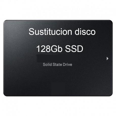 Disco duro 128Gb SSD