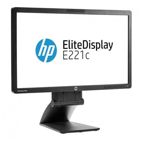 HP EliteDisplay E221c (Webcam)