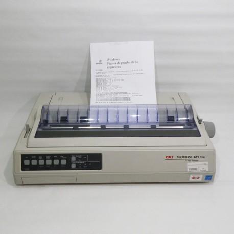 Oki Microline 321 Elite