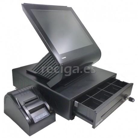 Pack TPV completo Toshiba tactil