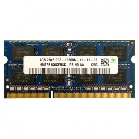 Ram So-Dimm DDR3-4Gb PC3L-12800S