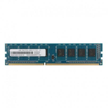 Ram PC DDR3-4GB PC3L-12800U 1600Mhz