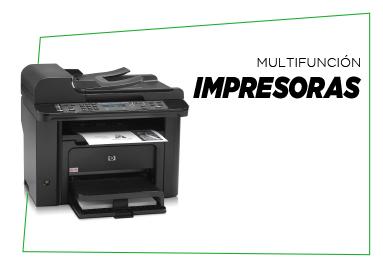 impresora laser, multifunción,inyección de segunda mano reacondicionada